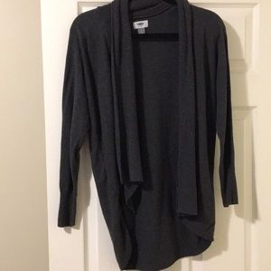 Old navy size small gray cardigan